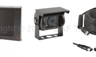 Système de caméra de recul