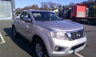 Nissan NAVARA KINGCAB FINITION ACENTA